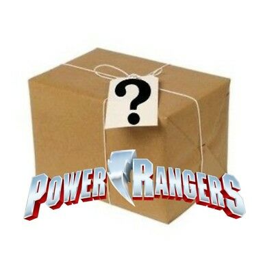 Caja Sorpresa Power Ranger(Mistery Box)