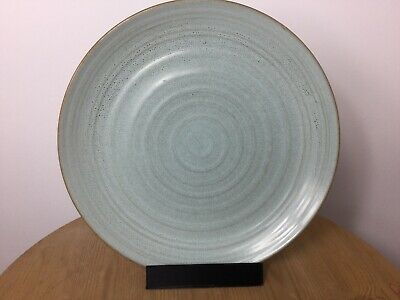 One 222 Fifth Studio Dinner Plate. Very Good Condition