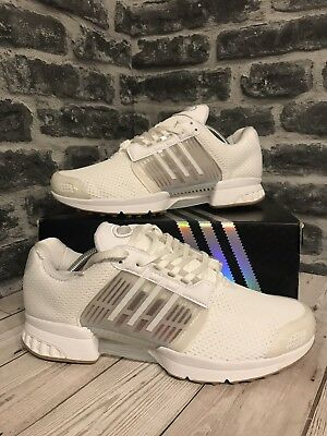 the best attitude 809e4 f94bf Adidas Originals Climacool 1 Trainers UK Size 9 White BA7163