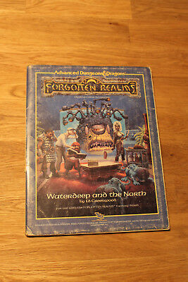 FR1 - Waterdeep and the North