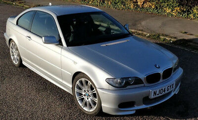 BMW 320 Cd Coupe M sport. 6 Sp. Manual