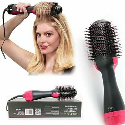 Revlon Pro Collection Salon One-Step Hair Dryer and Volumizer Comb Save RE