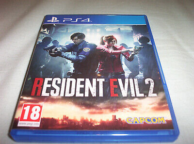 Resident Evil 2 Remake Ps4 Awesome Gore Horror Creepy Game Zombies Galore