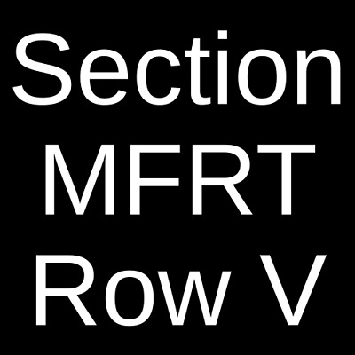 4 Tickets Joe Jackson 5/7/19 Michigan Theater - Ann Arbor Ann Arbor, MI