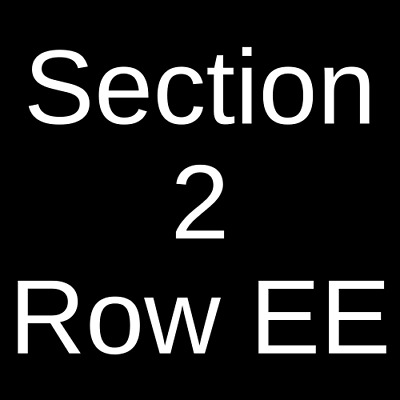 4 Tickets Rainbow Kitten Surprise  4/27/19 Red Hat Amphitheater Raleigh, NC