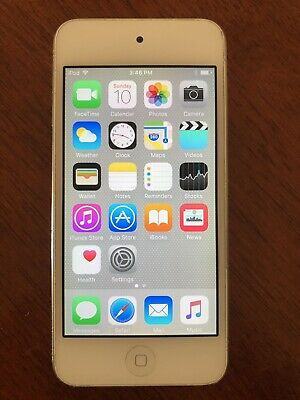 Ipod Touch 5th generation 16gb (Model # MGG52ZP/A). White Colour