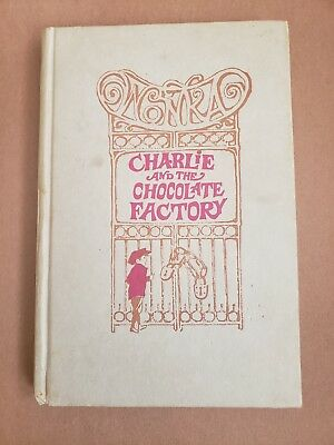 Charlie And The Chocolate Factory Roald Dahl HC 1973 Illustrated