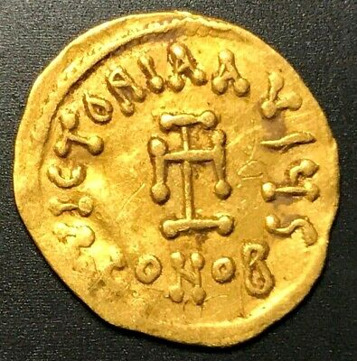 Ancient Byzantine Gold Coin Tremissis!!! Constans Ii. 641 - 668 Ad!!! Choice!