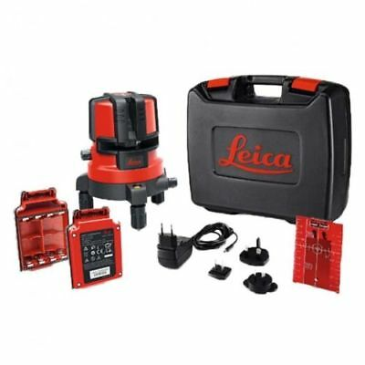 NEW-Leica Geosystems Lino L4P1 laser level Multi-Line Layout Laser