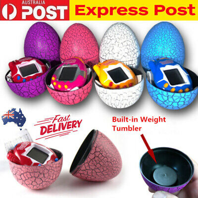 Tamagotchi Virtual Cyber Pet Include Eggshell Retro Toy 90s Nostalgic Kids Toys