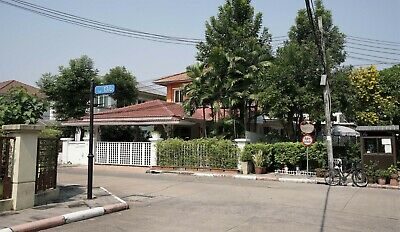 Beautiful House for Sale in Clean Safe Estate, on outskirts of Bangkok