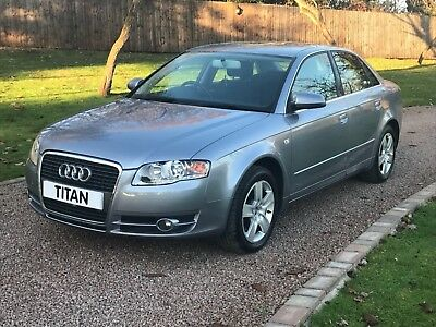 Audi A4 2.0TDI 4 Door Saloon SE CVT Auto - Cambelt Changed, Clean MOT Aug 2019