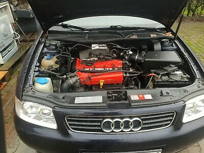 Audi A3 8L 1.8 TURBO 150 ps