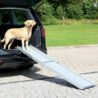 Brand New Lightweight Trixie Petwalk Telescopic Dog Ramp