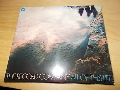 The Record Company - All Of This Life  CD  NEU  (2018)