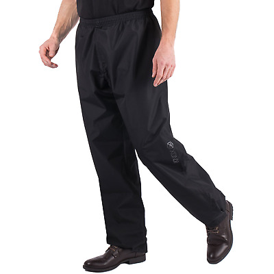 Knox Zephyr Waterproof Motorcycle Motorbike Over Pants- Mens