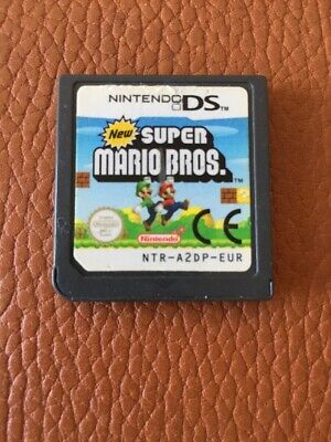 New Super MARIO BROS. : Jeu Nintendo DS