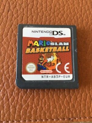 MARIO SLAM BASKETBALL : Jeu Nintendo DS
