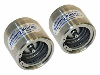 "Bearing Buddy 41204 Stainless Steel Wheel Bearing Protector 1781SS / 1.781""Bore"