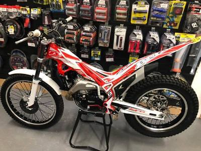 2017 Beta Evo 250 2-Stroke Trials Bike Road Registered Sandiford Offroad Ltd