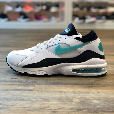 the best attitude 51261 554e1 Nike Air Max 93 Gr.45 Schuhe Sneaker Herren shoes weiß 90 Turn Neu 306551
