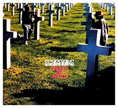 Scorpions-Taken By Force (UK IMPORT) CD NEW