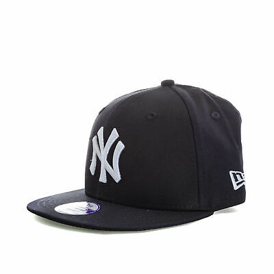 New Era Boys New York Yankees 9Fifty Navy Cap (One size Fits All) Official New
