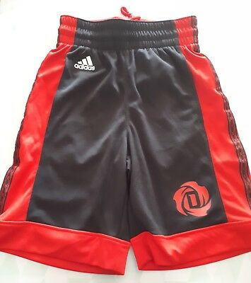 short basket-ball adidas DERRICK ROSE NBA