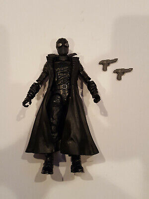 Marvel Legends 2018 Spider Man Noir Spider Verse Loose Lizard BAF 100% Complete