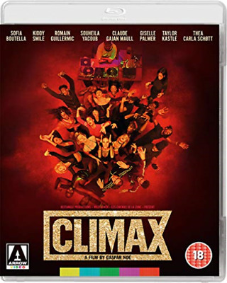 Climax (UK IMPORT) BLU-RAY NEW