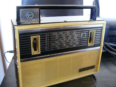 Vintage RussionTransistor Radio (VEF 10 from 1960's)