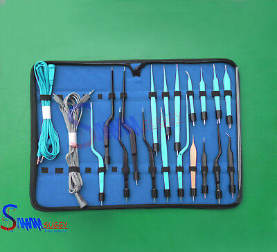Bipolar Bayonet Forceps High Class Electrosurgical Instruments Set By Suggy Intl
