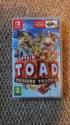 Captain Toad Nintendo Switch (case only)