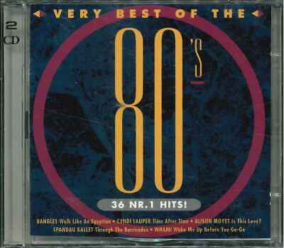 THE VERY BEST OF THE 80's Vol. 1 - 2CD Sampler
