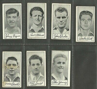 Barratt & Co Famous Footballers A.4 Series Choose Your Card 1956