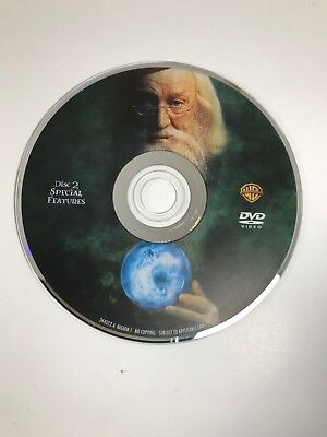 Harry Potter : Chamber Of Secrets-Disc 2 Only - DVD Disc Only - Replacement Disc