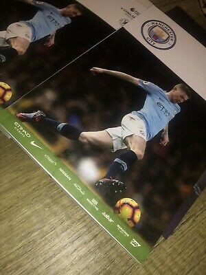 MANCHESTER CITY Home programmes from this season-MANCITY V Chelsea  10.02.2019