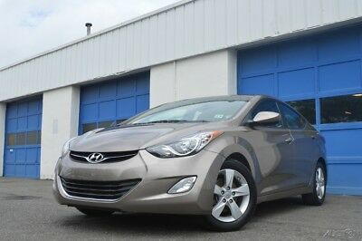 2013 Hyundai Elantra GLS Full Power Options Heated Seats Bluetooth Cruise Control Alloy Wheels Excellent