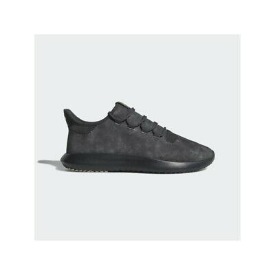 on sale 26b51 ea7a2 ADIDAS TUBULAR SHADOW NABUK Uomo Colore Nero