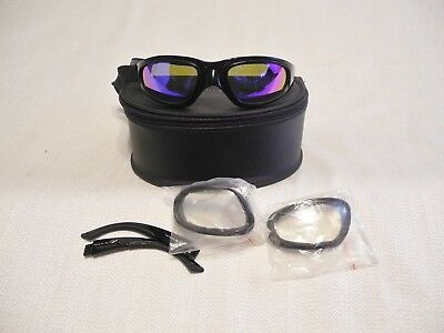 281cd2b74a Wiley X SG-1 Z87-1 Tactical Polarized Sunglasses   Goggles Motorcycle