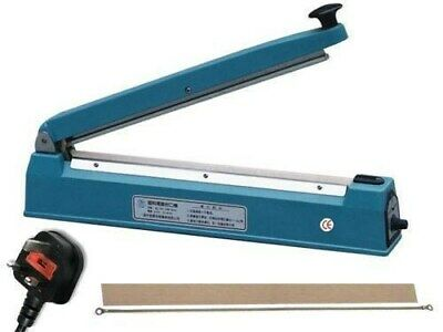 VENUS 400mm BAG Heat SEALER for Plastic POLYthene BAGS MHIB400 Mk4   (RRP £189)