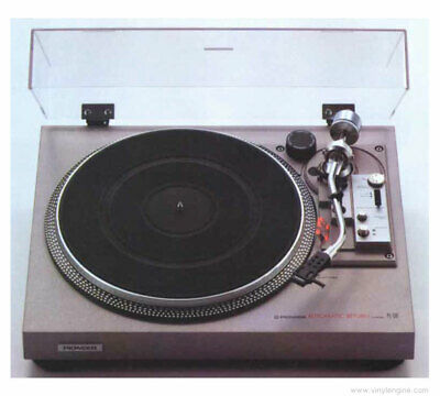 Pioneer PL 516 turntable. Absolute 1980s classic. Auto Return, Great Condition