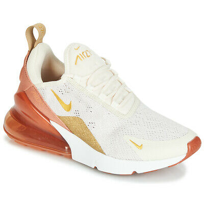 new product c681c a260b Sneakers Scarpe donna Nike AIR MAX 270 W Beige 9929593