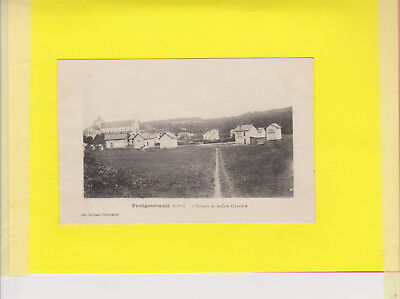 36 Cpa-Ak Indre Fontgombault Cite Ouvriere 1917