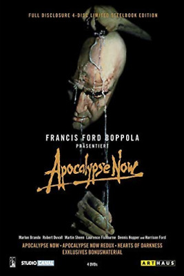 Apocalypse Now-Full Disclosure/4-Disc Limited - (German Impo (Uk Import) Dvd New