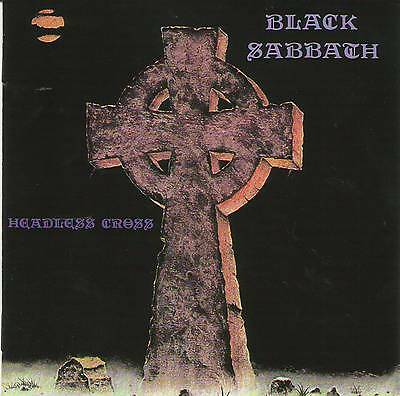 BLACK SABBATH - HEADLESS CROSS ( AUDIO CD in JEWEL CASE )