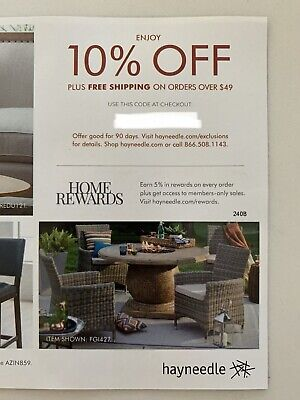 Hayneedle Coupon Code For 10% Off