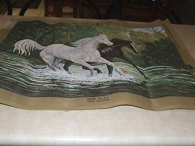 Tapestry - Collection D'Art - Horses - New
