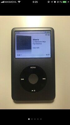 Apple iPod Classic 160gb Negro