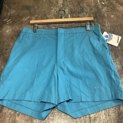 Vintage 80s Adidas Shorts New W Tags